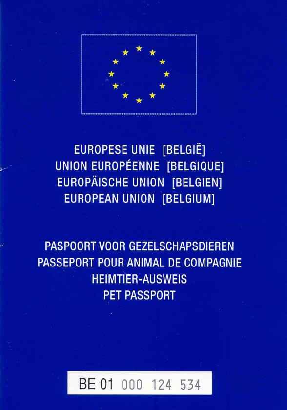 europees pasport